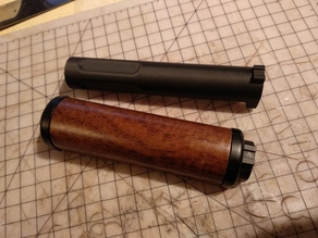 Airsoft AKSU gas tube