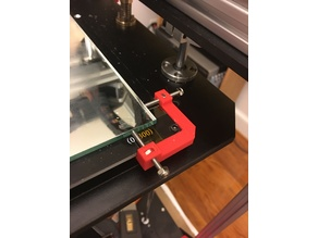 FT-5 Adjustable Glass holder