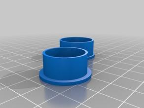 My Customized Fidget Spinner Ring DSK 8,5