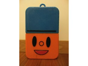 Pocoyo Mask for ChemoBox-Kimiobox