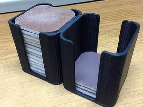 Micro-Mesh Sanding Pad Double Holder