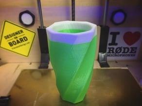 Vase V2 - Experiment
