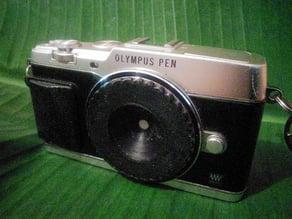 """Micro Four Thirds Pinhole """"Lens"""" - 11mm FL"""
