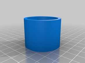 Cap for 32.5 mm diameter PVC pipe