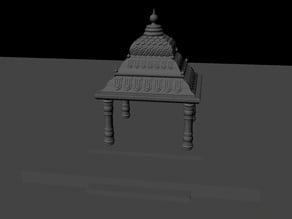 Temple Architecture  Mandir   Lal bahadur naidu