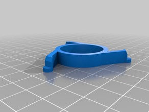 Spool-Hub Adapter (For Hatchbox or any 25mm rod)
