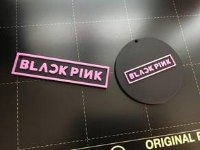 BLACKPINK Keychains