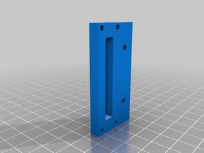QU-BD Extruder Replacement Part: Three