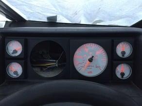 Bayliner 2052 Cuddy 1991 Dashboard