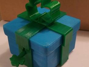 Shamrock Present Box