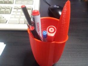BIC Pen pencilholder / Boli Bic