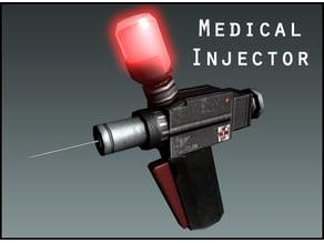 F.E.A.R. Medical Injector