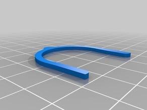 Smaller Ender 3 pro Filament Holder