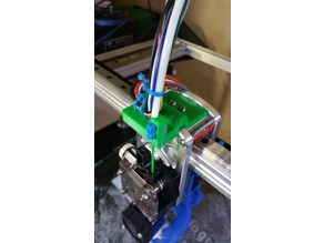 FT-5 Cable & Filament Feed Mount