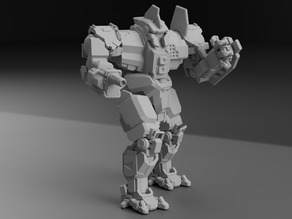 CN9-A1 Centurion for Battletech (Redux)