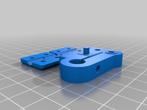 smartrap M4 Z axis leadscrew modification