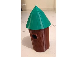 Nesting box (tit)