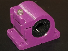 OK, one more Thomson Super 8 adjustable pillow block.  I swear this is the last one.  Really.