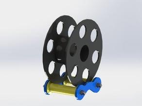 ZDV filament holder