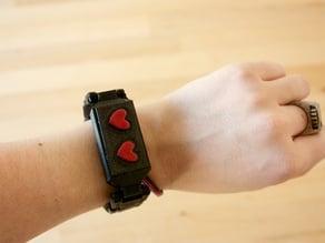 P.U.R.R. bracelet