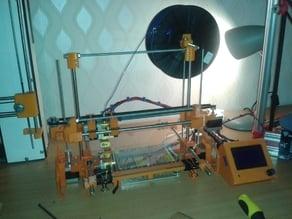 RepRap TinkerBot I1 - 3d printer