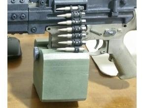 m4 box mag conversion Airsoft AEG