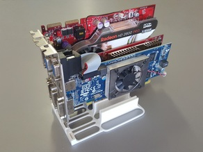 PCIe Card Stand
