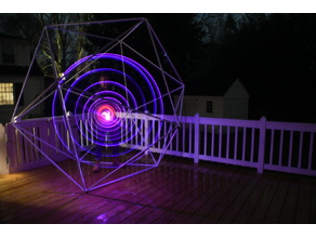Light Painting Spin Handle