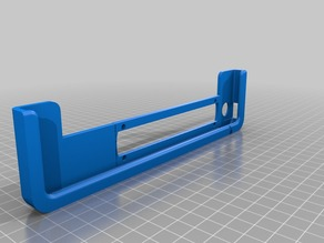 Structure Sensor bracket for iPad Mini 2 Retina.