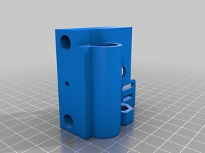 Prusa I3 Rework X-Idler Drop In Replacement Tensioner upgrade with Solidworks 2014 Source