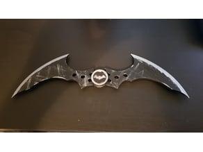 Folding Batarang (Batman: Arkham Series)