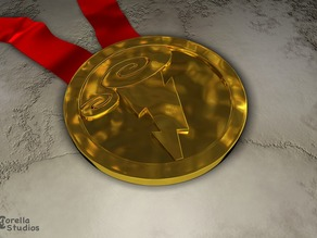 Hercules Medallion