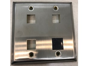 Keystone Faceplate Cover