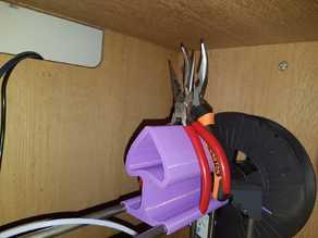 Pliers stand for DagomaDiscoeasy200 // Porte pinces pour DE200