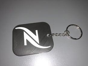 Nespresso Keyholder 2 color