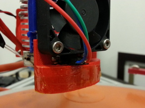 DUET IR sensor holder with shield