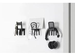 Ikea Fjantig hooks