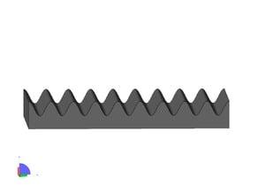Pencil rack