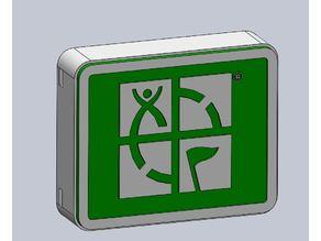 Geocache - Micro puzzle box