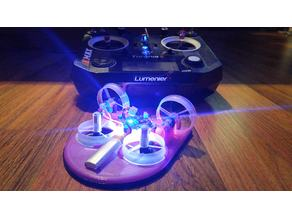 Tiny Whoov Lite- Low Profile Inductrix Hovercraft