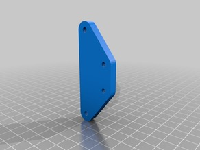 Printrbot Metal Plus ATX power supply mounting bracket