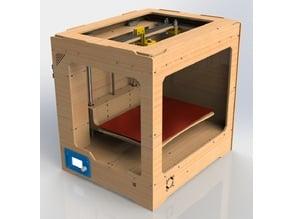 Printer H-Bot Core-XY Fribot 3.0 Quiet