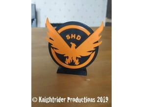 Logo SHD - The Division