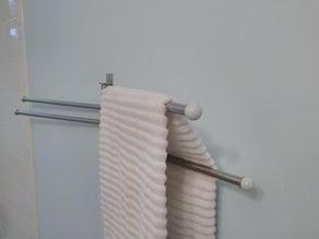 Ikea Grundtal Towel Rack Knob