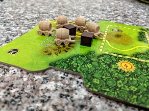 Altiplano Cart replacement