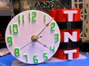 TNT Clock