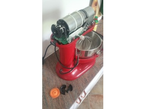 Kitchen Aid Fan Replacement - 1.3hp - 5KSM7580