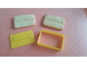 Cookie cutter -Honda