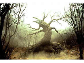 Sleepy Hollow Tree of the Dead