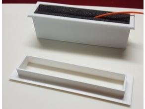 IKEA Stuva Enclosure Filament Slot \ Duster